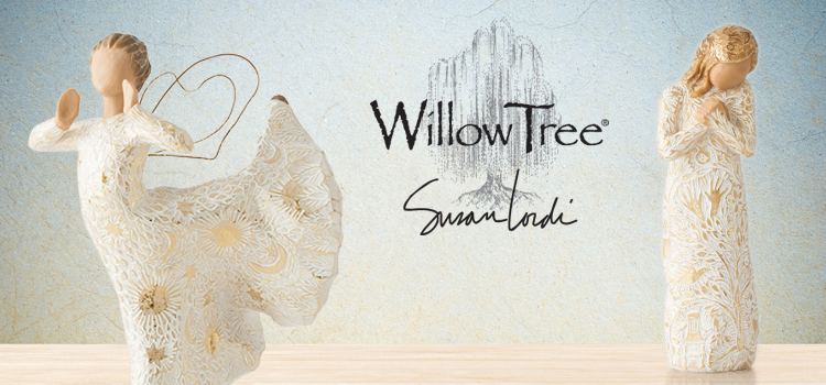 Willow Tree статуэтки