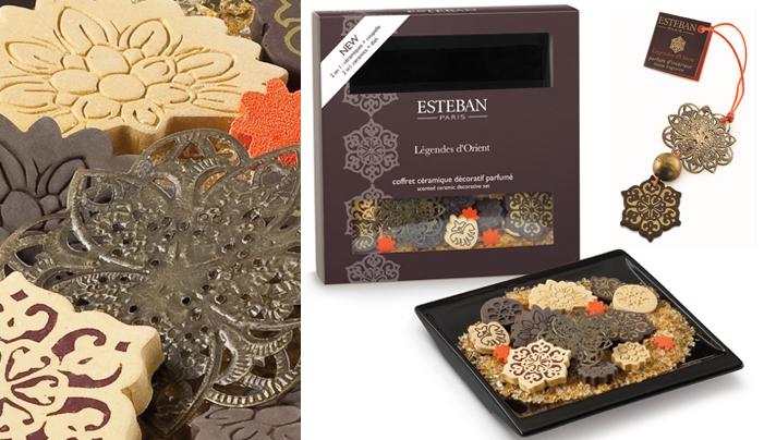 Парфюмированная керамика Esteban