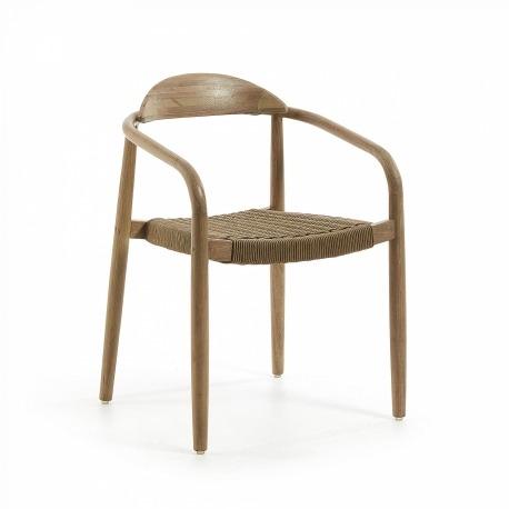 Кресло Glynis натуральный бежевый, La Forma