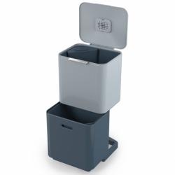 Контейнер для мусора с двумя баками totem max sky 60 л, Joseph Joseph