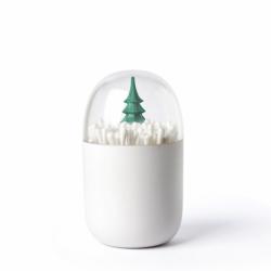 Контейнер для ватных палочек winter time, Qualy