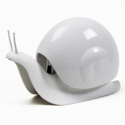 Диспенсер для мыла escar, белый, Qualy
