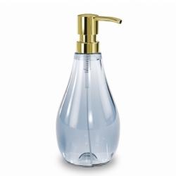 Диспенсер для мыла droplet синий, Umbra