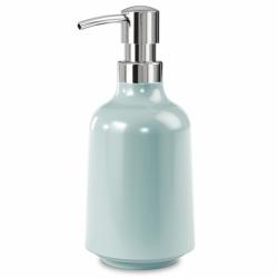 Диспенсер для жидкого мыла step голубой, Umbra