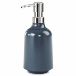 Диспенсер для жидкого мыла step синий, Umbra