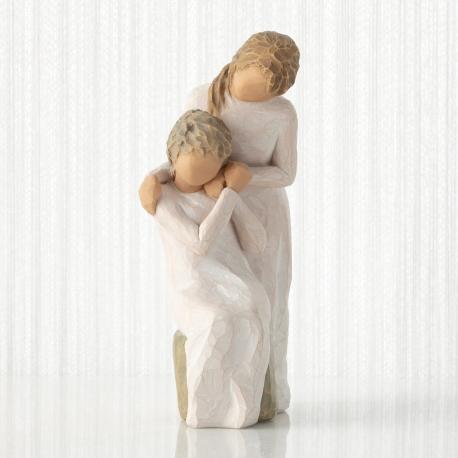 Статуэтка Willow Tree С любимой мамой (Mother and Daughter)