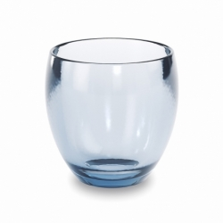Стакан для зубных щеток droplet синий, Umbra