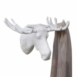 Вешалка moose белая, Bosign