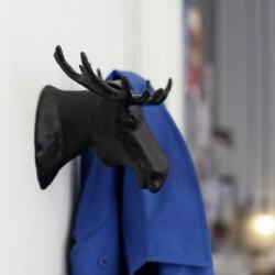Вешалка Moose черная, Bosign