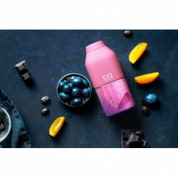Бутылка mb positive 0,33 л blush, Monbento