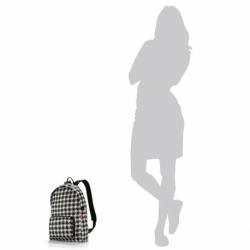Рюкзак складной mini maxi fifties black, Reisenthel