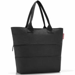 Сумка shopper e1 black, Reisenthel