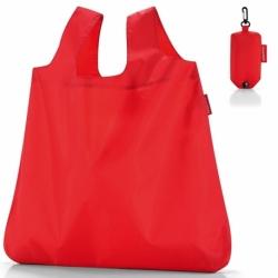 Сумка складная mini maxi pocket red, Reisenthel