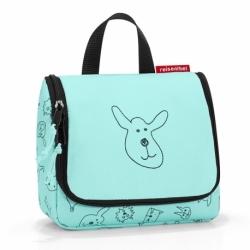 Органайзер детский toiletbag s cats and dogs mint, Reisenthel