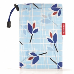 Дождевик mini maxi leaves blue, Reisenthel