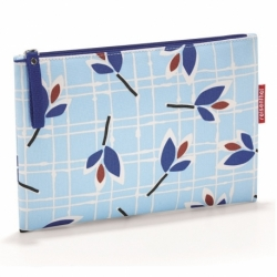 Косметичка case 1 leaves blue, Reisenthel