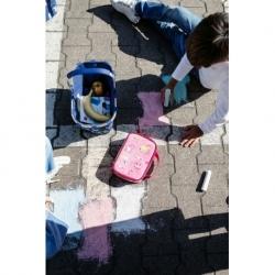 Термосумка детская thermocase abc friends pink, Reisenthel