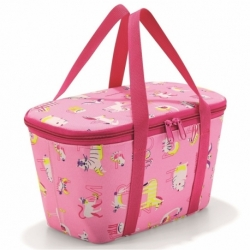 Термосумка детская coolerbag xs abc friends pink, Reisenthel