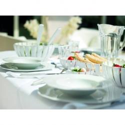 Салатница grace 25 см красная, Guzzini