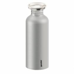 Бутылка on the go 650 мл металлик, Guzzini