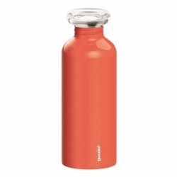 Бутылка on the go 650 мл оранжевая, Guzzini