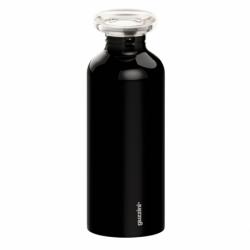 Бутылка on the go 650 мл чёрная, Guzzini