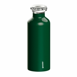 Термобутылка on the go 500 мл зелёная, Guzzini