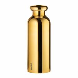 Термобутылка on the go 500 мл золотая, Guzzini