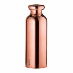 Термобутылка on the go 500 мл розовое золото, Guzzini