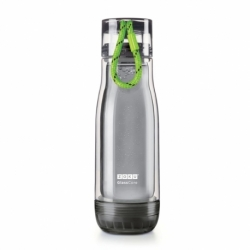 Бутылка zoku active 475 мл зеленая, Zoku