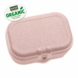 Ланч-бокс pascal s organic, розовый, Koziol