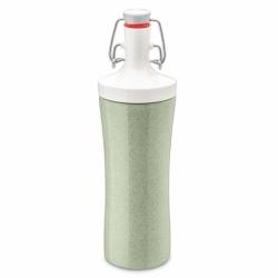 Бутылка для воды plopp to go organic 425 мл зеленая, Koziol