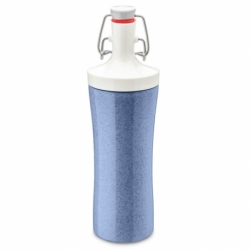 Бутылка для воды plopp to go organic 425 мл синяя, Koziol