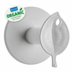 Держатель для туалетной бумаги подвесной sense organic серый, Koziol