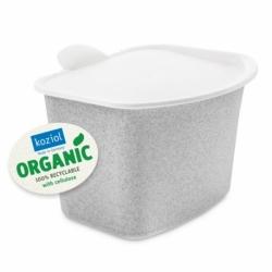 Контейнер для пищевых отходов bibo organic серый, Koziol