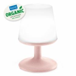Лампа настольная light to go organic розовая, Koziol