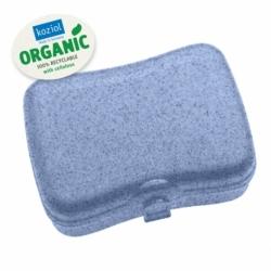 Ланч-бокс basic organic синий, Koziol
