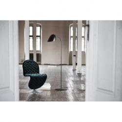 Лампа напольная Hitchcock черная матовая, Frandsen