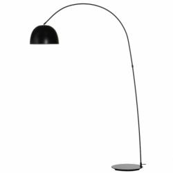 Лампа напольная Lucca черная матовая, Frandsen