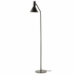 Лампа напольная Lyss черная матовая, Frandsen