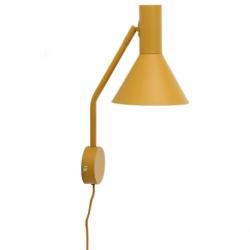 Лампа настенная Lyss миндальная матовая, Frandsen