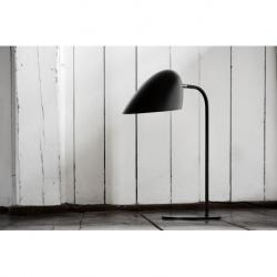 Лампа настольная Hitchcock черная матовая, Frandsen