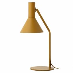 Лампа настольная Lyss миндальная матовая, Frandsen