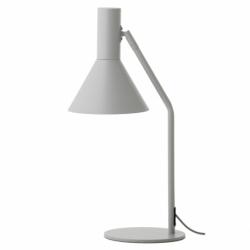Лампа настольная Lyss светло-серая матовая, Frandsen
