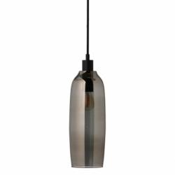Лампа подвесная Kyoto Slim, серая, Frandsen