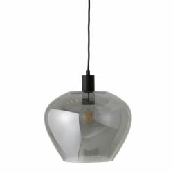 Лампа подвесная Kyoto D32 см, стекло electro plated, Frandsen