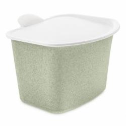 Контейнер для пищевых отходов bibo organic зеленый, Koziol