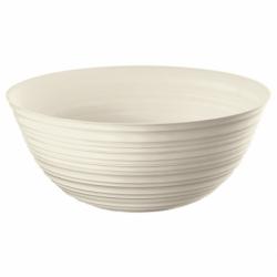 Миска tierra 30 см молочно-белая, Guzzini