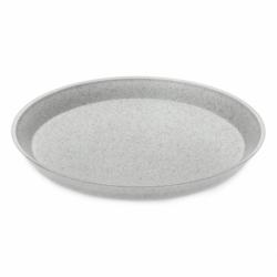 Тарелка connect organic d 20,5 см серая, Koziol