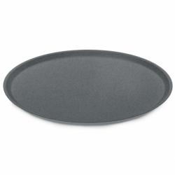Тарелка connect organic d 25,5 см темно-серая, Koziol